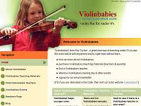 violinbabies home page
